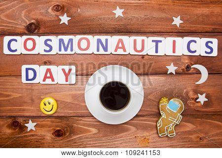 Creative Photo Cosmonautics Day
