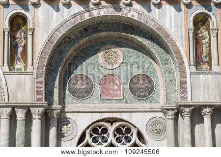 St. Mark's Basilica Fragment