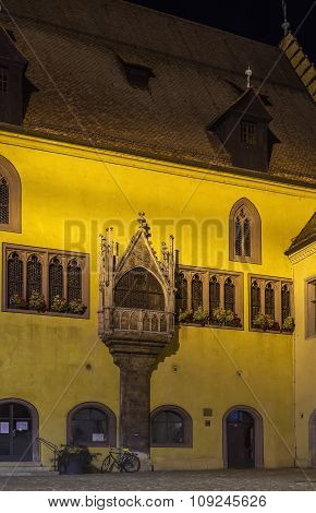 Old Town Hall, Regensburg, Germany