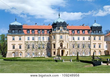 Castle Lany, Central Bohemia, Czech Republic