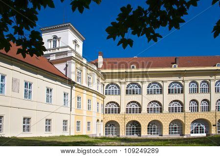 Spa Town Teplice, Bohemia, Czech Republic, Europe