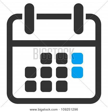 Calendar Weekend Icon