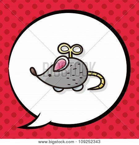 Mouse Toys Doodle