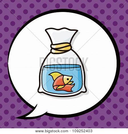 Fish Pet Doodle