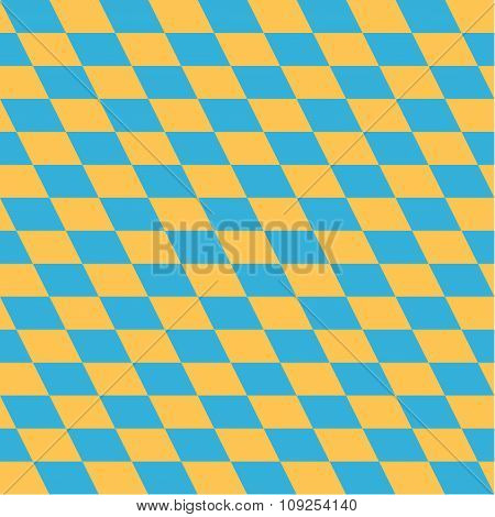 Retro kid seamless pattern. Endless texture