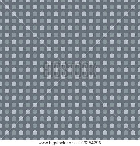 Grey elegant seamless pattern. illustration