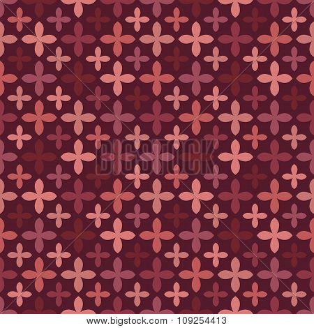 Fashion marsala seamless pattern. Endless texture