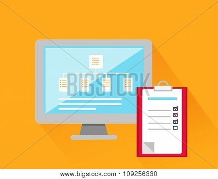 File System Concept Design Style