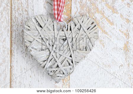Christmas Decoration Heart-shaped