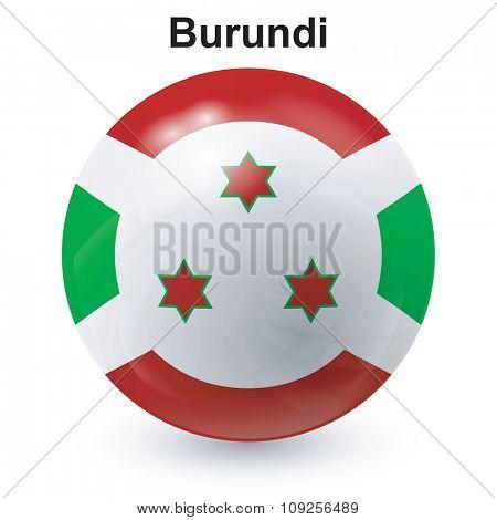 State flag of Burundi