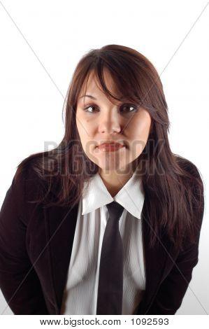 Businesswoman #6