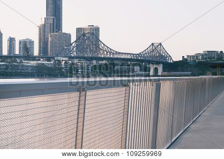 Story Bridge in Brisbane