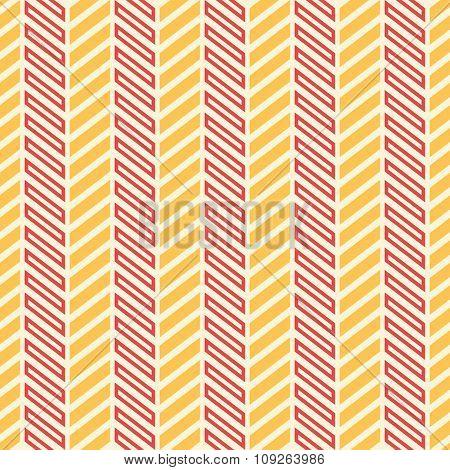 Retro seamless pattern. illustration