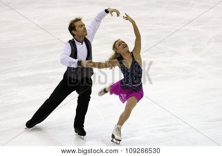 Penny Coomes / Nicholas Buckland (gbr)