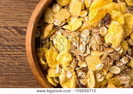 Breakfast Cereals Close-up