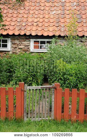 Sweden, Traditional Agricultural Village Museum Of Himmelsberga