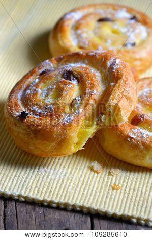 Pastry Swirls