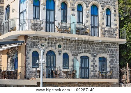 Tourism And Hotels In Tiberias