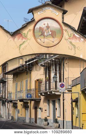 Borgo San Dalmazzo (piedmont, Italy)
