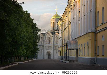 St Demetrius Cathedral (1193-1197), Vladimir, Russia