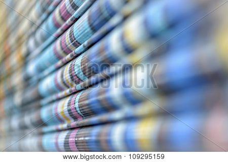 Paint Color Blur