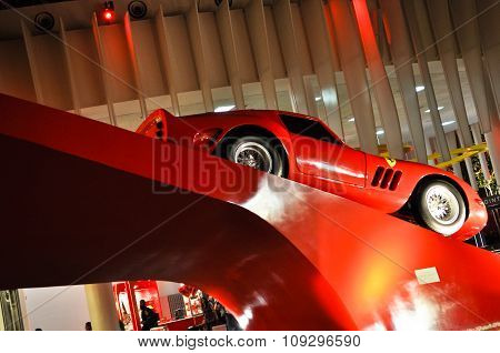 Ferrari World In Abu Dhabi Uae