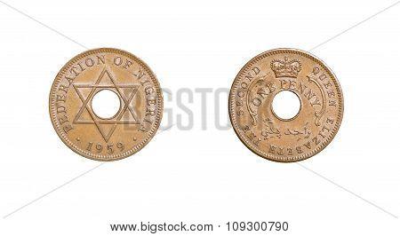 Nigerian Coin