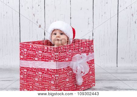 Little X-mas Baby As Gift