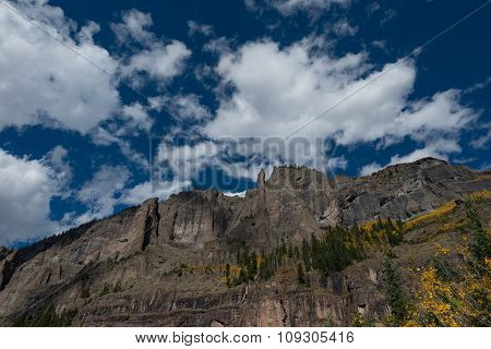 Black Bear Pass Telluride Colorado Fall Colors Autumn Landscape