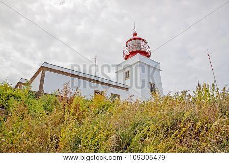 Lighthouse Ponta Do Pargo