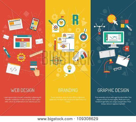Designer Banner Set