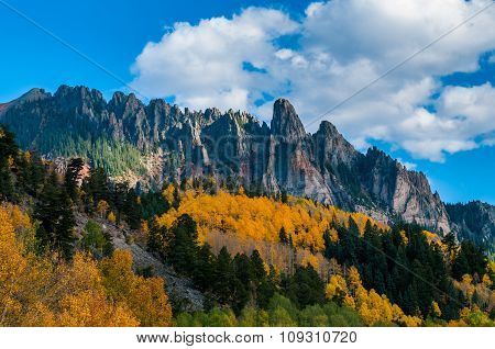 Ophir Needles Fall Colors