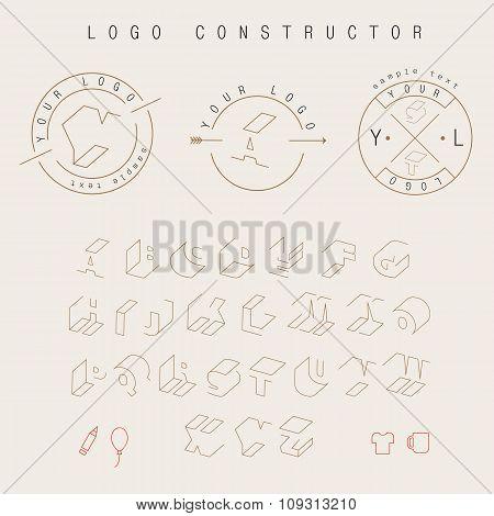 logo constructor set