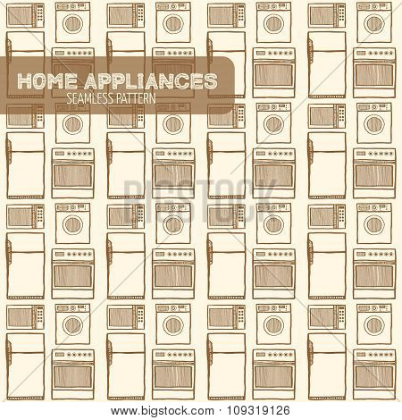 Home appliances set