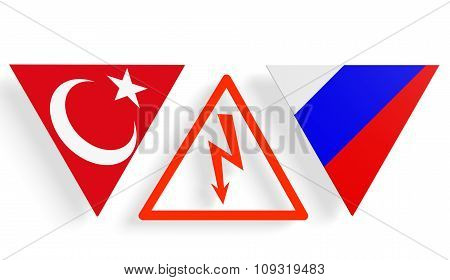 Politic relationship between Russia and Turkey