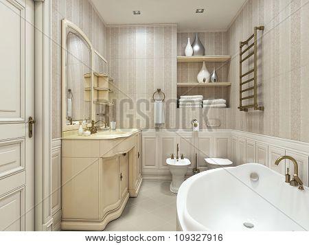 Bath Classic Style