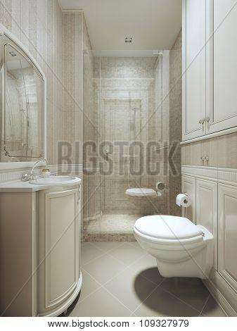 Bath Art Deco Style