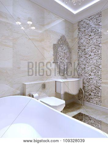 Suite Toilet Vanguard Style