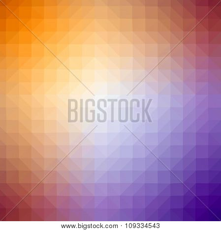 Polygonal Colors Background