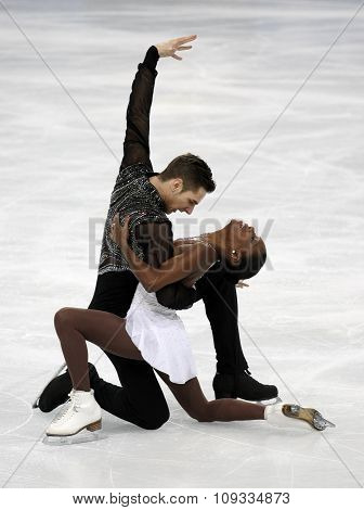 Vanessa James / Morgan Cipres (fra)