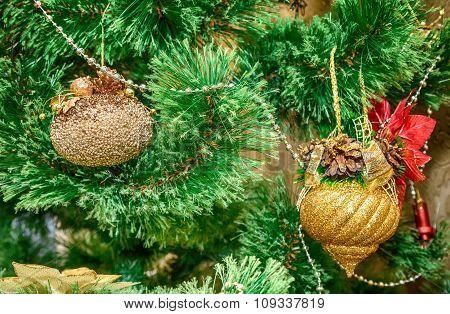 Christmas Decorations, Vintage