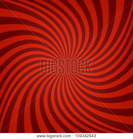 Red maroon spiral background