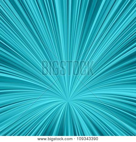 Blue abstract 3d vortex design background