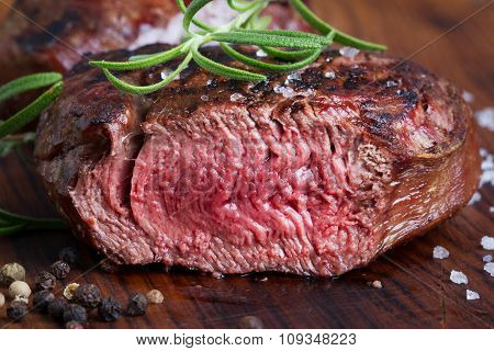 Medium Roast Steak