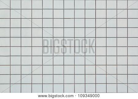 Mosiac Tile Wall Pattern