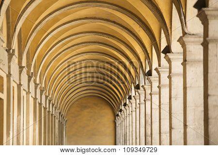 Building Detail Lucca