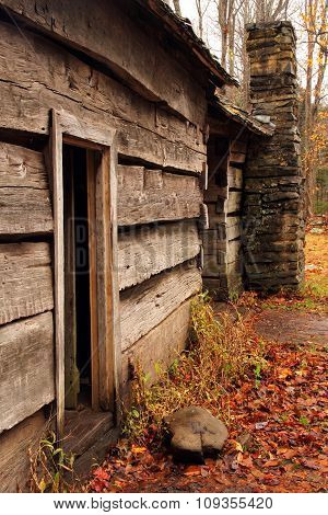Ephraim Bales Cabin