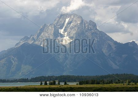A Moment in Teton Time