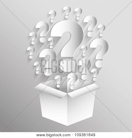 Question mark and solutions