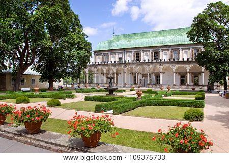 Belveder, Prague (unesco), Czech Republic